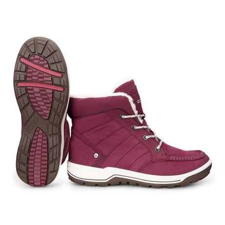 Новые высокие зимние ботинки ECCO TRACE LITE, размер 39