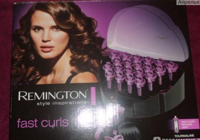Термо бигуди ремингтон, супер локоны без вреда для ваших волос.