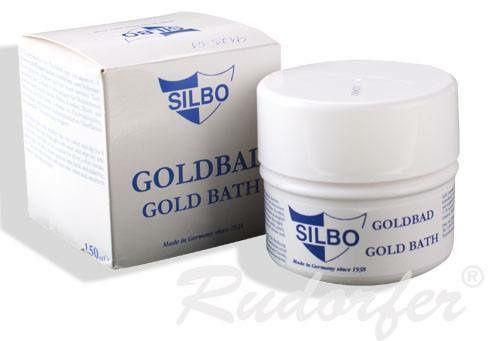 Solutie curatat aur Silbo - 150 ml, solutie aur