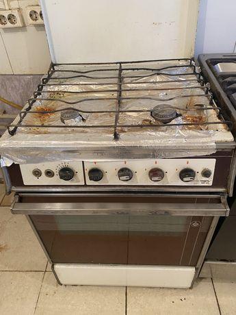 Газовка плиты печи