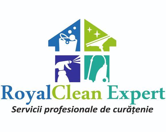 ROYAL CLEAN EXPERT Servicii profesionale de curatenie Constanta