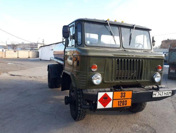 Автобензовоз Газ-66, Саз 35-11