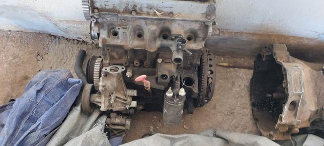 Мотор фольксваген