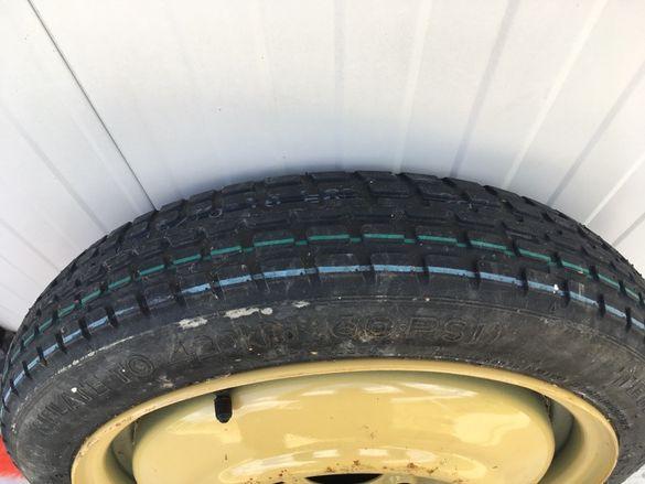 резервена гума