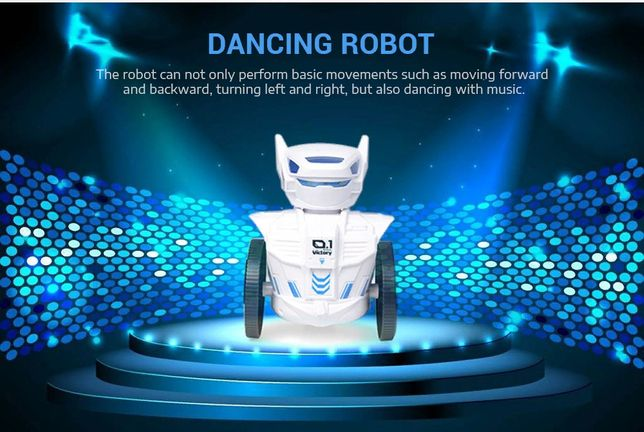 Распродажа до 30 сентября! Victory робот с радиоуправлением и двииииже