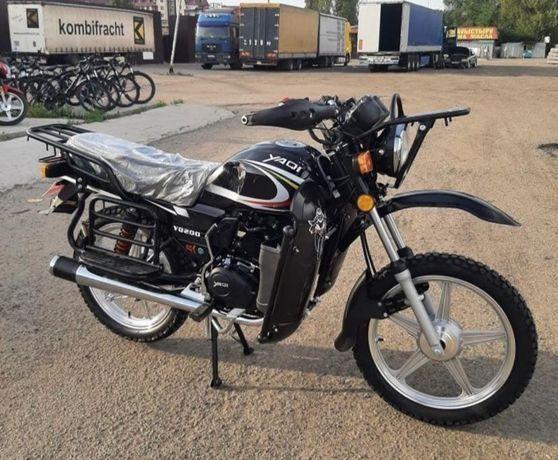 Мотоцикл YAQI 200 кубов!!!