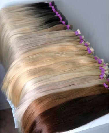 Наращивание волос продажа волос