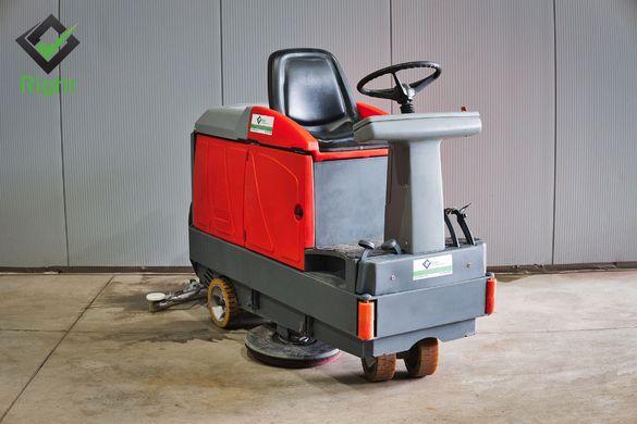 Машина за почистване на под на батерии - Hako B 910 / ЛИЗИНГ