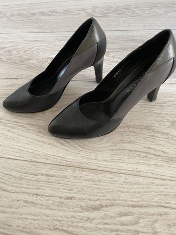 Отдам даром, обувь из натуральной кожи
