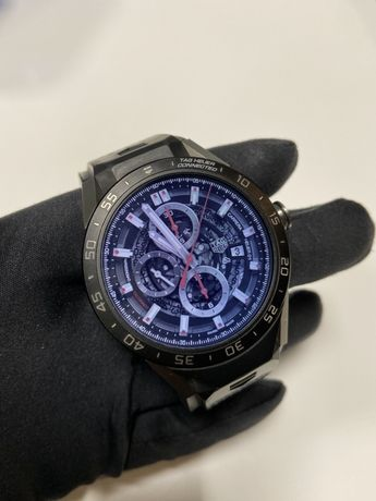 Часовник Tag Heuer Connected 46 mm