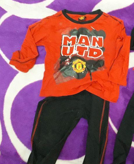 Pijama de la echipa Mancester United 4-5 ani mar 110