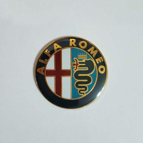 Емблема за Алфа Ромео 145/146/147/156/159/166/GT/Giulietta/Mito