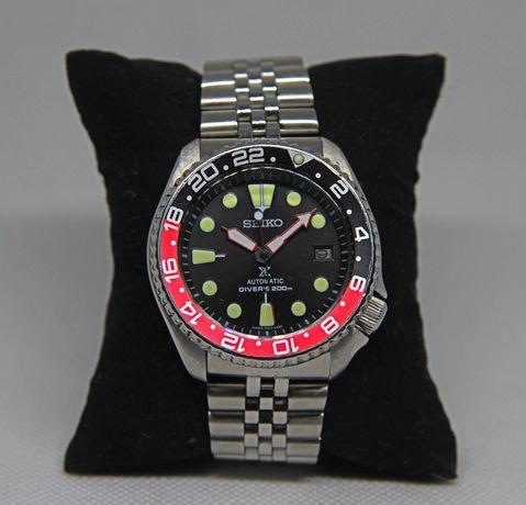 Мъжки часовник Seiko Diver Automatic 7002-700J PROSPEX/COKE