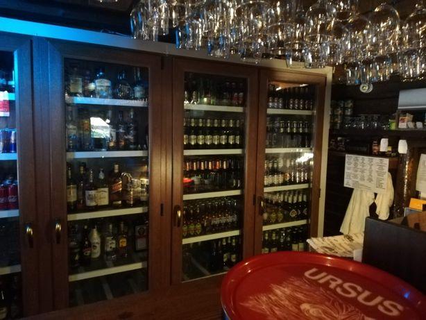 Vitrina frigorifica (raft frigorific) pentru bar, pub, restaurant
