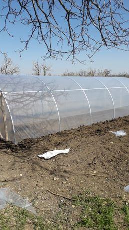 Solar gradina pt. legume. Nu necesita sudura. 8/4/2.5 m