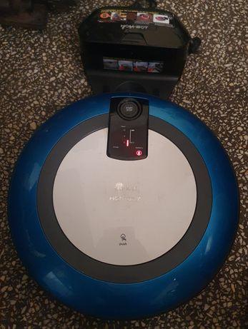 Aspirator robot LG vorbitor (sinteza vocala)