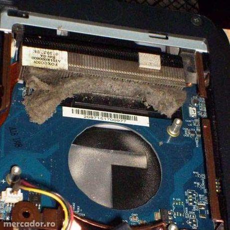 Deprafuire, curatire,schimb pasta termoconductoare si reparatii laptop