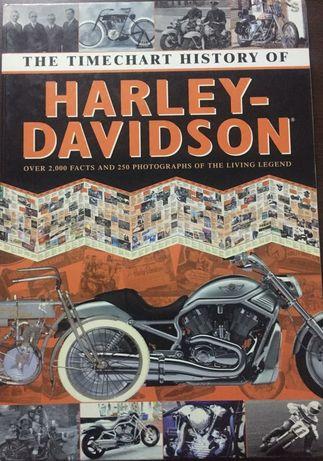 Album istoria Harley-Davidson