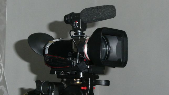 Panasonic HC 909 fullHD