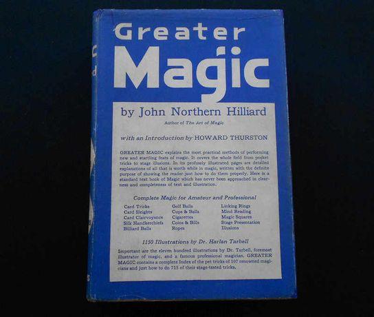 Greater Magic - John Northern Hilliard carte magie, iluzionism