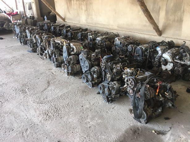 Контрактные двигатели из Европы!