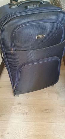 Чемодан среднего размера сумка дорожная