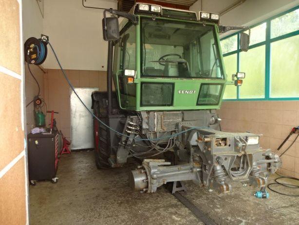 Dezmembrez Tractor Fendt Xylon 524