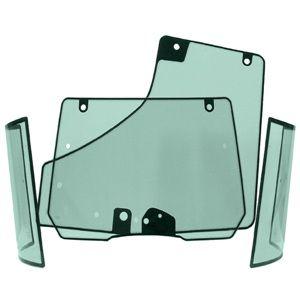 GEAM/PARBRIZ Excavator / Buldoexcavator - utilaje de Constructii - NOI