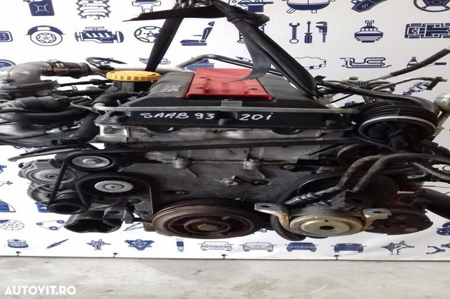 MOTOR SAAB 9-3  2.0I