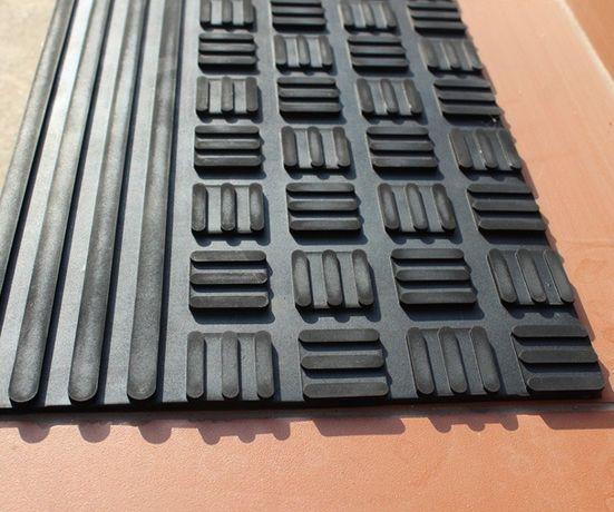 Гумени стелки за стълби и стъпала против хлъзгане