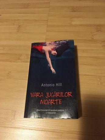 roman Vara jucariilor moarte de Antonio Hill