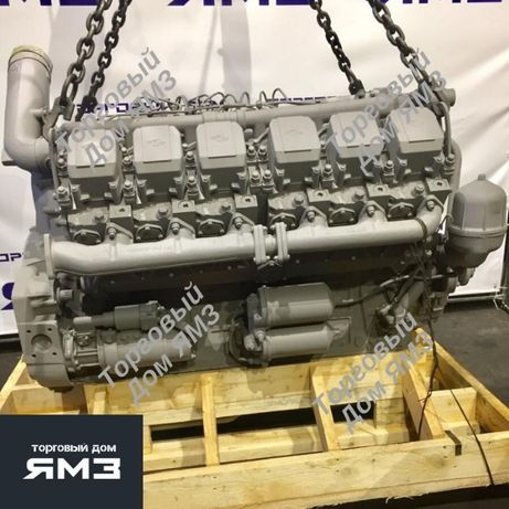 Двигатель ЯМЗ 240 БМ2-01