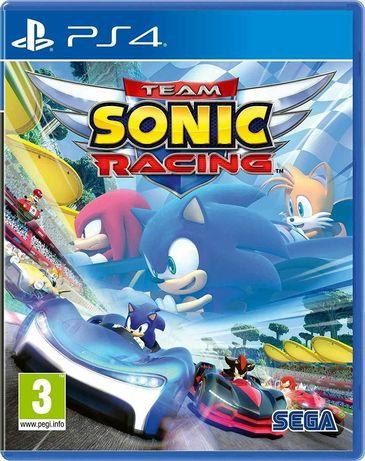 Team Sonic Racing / PS4 / Игра / Нова / Playstation4 / TV