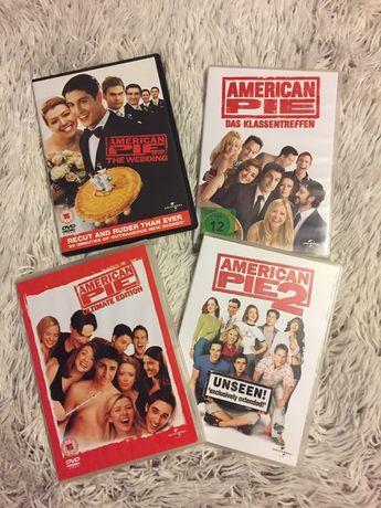 Colectia DVD American Pie/Placinta Americana