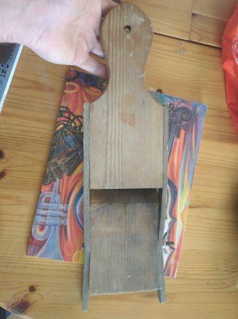 Старо автентично дървено ренде