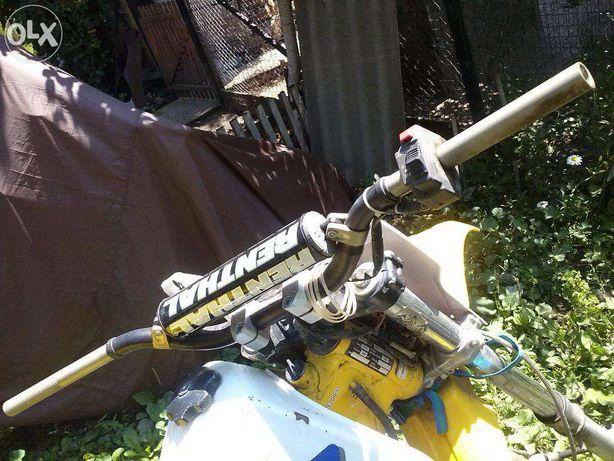 ghidon moto cross RENTHAL Race TwinWall, aluminiu