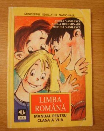 Manual Lb. Romana Clasa a VI-a