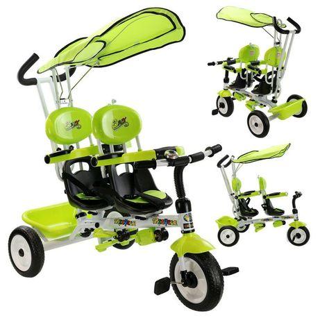 Tricicleta Pentru Gemeni 4in1