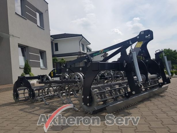 Combinator agricol Agro-Tom model KM 2.5
