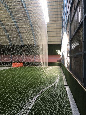 Сетка заградительная для футбола