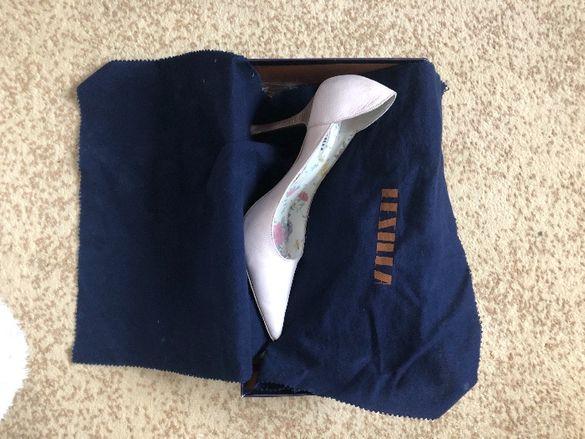 Обувки LeSilla оригинални естествена кожа