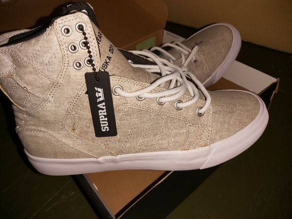 Supra Skytop light grey