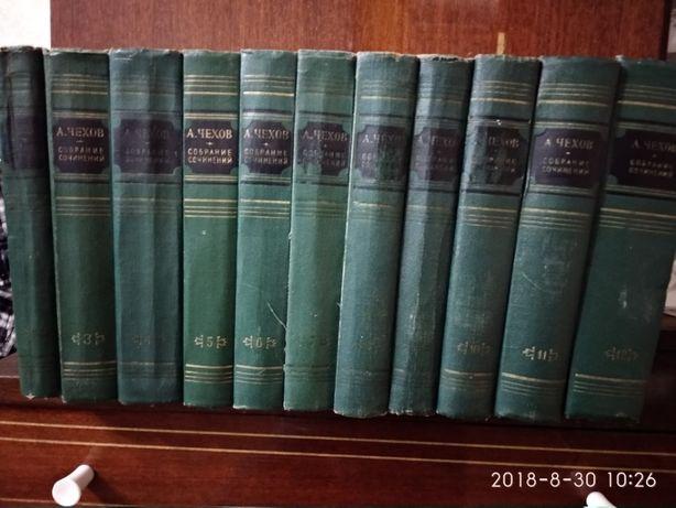 А.П.Чехов собрание сочинений в 12-ти томах