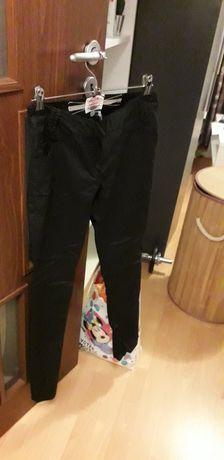 Pantaloni negri  de stofă marimea S