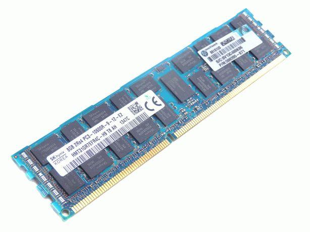 Memorie RAM server ecc SK Hynix 8 GB 2Rx4 PC3 10600R-9-12-E2