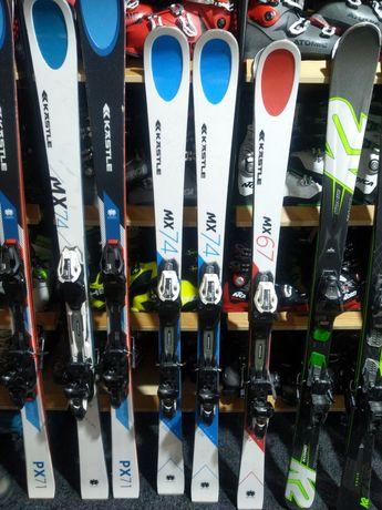 Schiuri ski Kastle Mx 74 156 cm