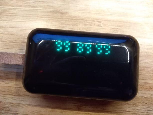 Casti Wireless TWS F9 Bluetooth twsf9, impermeabile