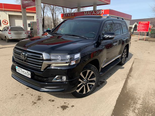 Продам Toyota Land Cruiser 2017 года