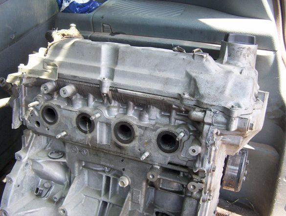 Продавам двигател HR16 Nissan Qashqai на части.