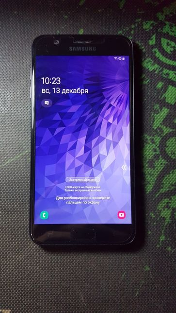 Samsung Galaxy Wide 3(J7 Top 2018) SM-J737S, 32 ГБ(GB), Черный(Black)